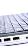 σημειωματάριο πληκτρολ&om Στοκ εικόνες με δικαίωμα ελεύθερης χρήσης