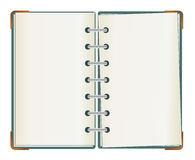 σημειωματάριο που πλαισιώνεται διπλό Στοκ εικόνα με δικαίωμα ελεύθερης χρήσης