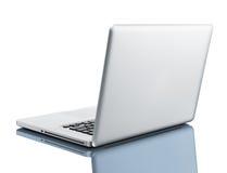 σημειωματάριο υπολογι&s Στοκ εικόνα με δικαίωμα ελεύθερης χρήσης