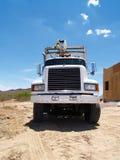 σηπτικό truck στοκ φωτογραφία με δικαίωμα ελεύθερης χρήσης