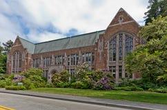 Σιάτλ πανεπιστημιακή Ουάσ στοκ εικόνες