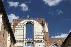 σιέννα καθεδρικών ναών Στοκ φωτογραφίες με δικαίωμα ελεύθερης χρήσης