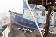 ΣΙΑΤΛ, WA - 28 ΟΚΤΩΒΡΊΟΥ 2017: Τερματικό ψαράδων ` s Άποψη του Ιστού αραχνών Στοκ εικόνες με δικαίωμα ελεύθερης χρήσης