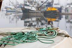 ΣΙΑΤΛ, WA - 28 ΟΚΤΩΒΡΊΟΥ 2017: Τερματικό ψαράδων ` s Στοκ εικόνα με δικαίωμα ελεύθερης χρήσης