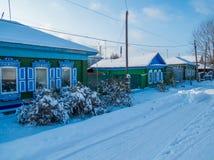 Σιβηρία στοκ φωτογραφία