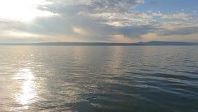 Σιβηρικός ποταμός στοκ εικόνες