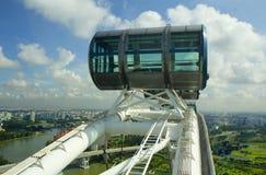 Σιγκαπούρη Ρόδα Ferris Στοκ εικόνες με δικαίωμα ελεύθερης χρήσης