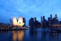 Σιγκαπούρη Στοκ Εικόνα