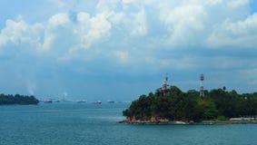 Σιγκαπούρη Στοκ φωτογραφία με δικαίωμα ελεύθερης χρήσης
