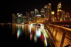 Σιγκαπούρη Στοκ Φωτογραφία
