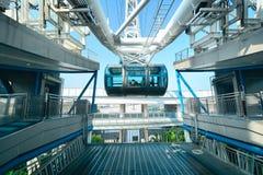 Σιγκαπούρη Flayer η γιγαντιαία ρόδα Ferris Στοκ Φωτογραφία