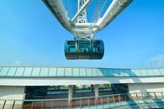 Σιγκαπούρη Flayer η γιγαντιαία ρόδα Ferris Στοκ εικόνες με δικαίωμα ελεύθερης χρήσης