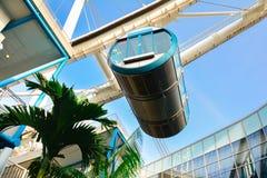 Σιγκαπούρη Flayer η γιγαντιαία ρόδα Ferris Στοκ φωτογραφία με δικαίωμα ελεύθερης χρήσης