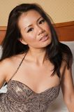 σιγκαπούριος γυναίκα Στοκ Φωτογραφίες