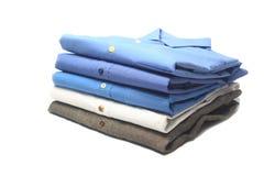 Σιδερωμένο πουκάμισο στοκ φωτογραφίες