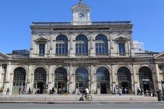 Σιδηροδρομικός σταθμός της Λίλλης, Γαλλία Στοκ φωτογραφίες με δικαίωμα ελεύθερης χρήσης