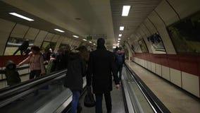 σιδηροδρομικός σταθμός &Ta 30 Δεκεμβρίου 2017 φιλμ μικρού μήκους