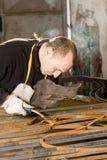 σιδηρουργός Στοκ Εικόνες