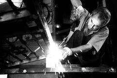σιδηρουργός Στοκ φωτογραφίες με δικαίωμα ελεύθερης χρήσης