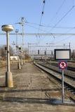σιδηρόδρομοι Στοκ Φωτογραφίες