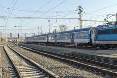 σιδηρόδρομοι Στοκ Εικόνες