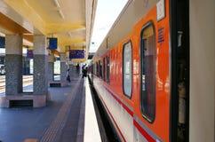 σιδηρόδρομος βουνών Στοκ Εικόνα