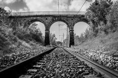 Σιδηρόδρομος 2 στοκ εικόνα