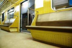 σιδηρόδρομος υπόγεια Στοκ φωτογραφίες με δικαίωμα ελεύθερης χρήσης