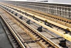 σιδηρόδρομος Στοκ εικόνες με δικαίωμα ελεύθερης χρήσης