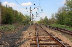 σιδηρόδρομος στοκ εικόνες