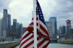 Σικάγο - ΗΠΑ στοκ φωτογραφίες