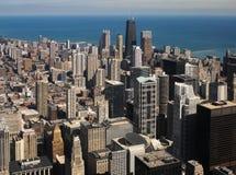 Σικάγο Ιλλινόις ΗΠΑ στοκ φωτογραφίες