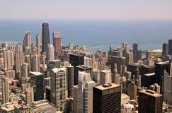 Σικάγο Ιλλινόις Στοκ Φωτογραφίες