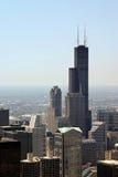Σικάγο Ιλλινόις Στοκ Φωτογραφία