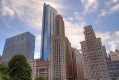 Σικάγο κεντρικός Στοκ Εικόνα