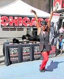 Σικάγο ο μουσικός στοκ φωτογραφίες με δικαίωμα ελεύθερης χρήσης