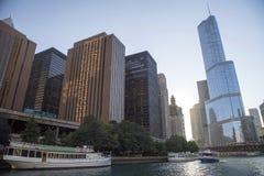 Σικάγο στοκ φωτογραφία με δικαίωμα ελεύθερης χρήσης