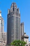 Σικάγο Herald Tribune στοκ φωτογραφία