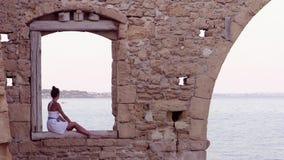 Σικελία, Avola Tonnara απόθεμα βίντεο