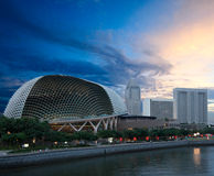 Σινγκαπούρη Στοκ εικόνα με δικαίωμα ελεύθερης χρήσης