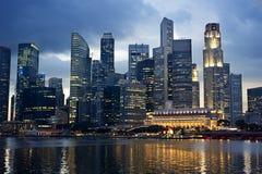 Σινγκαπούρη Στοκ Εικόνα