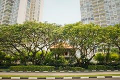 Σινγκαπούρη Στοκ φωτογραφίες με δικαίωμα ελεύθερης χρήσης