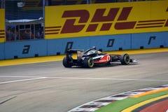 Σινγκαπούρη F1 Στοκ φωτογραφίες με δικαίωμα ελεύθερης χρήσης