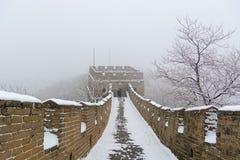 Σινικό Τείχος στην Κίνα Στοκ φωτογραφία με δικαίωμα ελεύθερης χρήσης