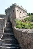 Σινικό Τείχος της Κίνας, περιοχή Miyun, Habei, Κίνα στοκ φωτογραφία με δικαίωμα ελεύθερης χρήσης