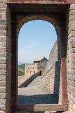 Σινικό Τείχος της Κίνας, περιοχή Miyun, Habei, Κίνα στοκ εικόνες