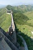 Σινικό Τείχος της Κίνας, περιοχή Miyun, Habei, Κίνα στοκ φωτογραφία