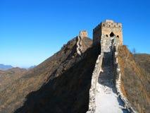 Σινικό Τείχος της Κίνας Στοκ Εικόνες