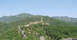 Σινικό Τείχος του Πεκίνο&u στοκ φωτογραφία με δικαίωμα ελεύθερης χρήσης