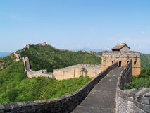 Σινικό Τείχος 2 Κίνας Στοκ εικόνα με δικαίωμα ελεύθερης χρήσης